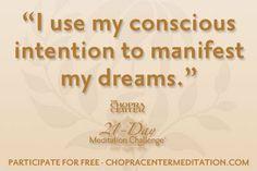 Dream big.. Anything is possible...♥ Inspired-Nourishment.com #healthcoach #deepakchopra #meditate #grateful #abundance