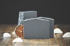 Lemongrass Lavender Dead Sea Mud Soap  by ArtisanBathandBody