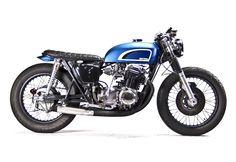 Honda CB750 von Moto Hangar