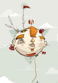 Christian Schupp aka ARO | Balloon