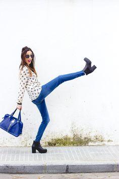 Shoes and Basics lleva bolso de piel Robert Pietri de la Colección GOYA SS 2015  #handbags #robertpietri #bolsos #moda #tendencias #bloggers #shoesandbasics