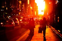 Manhattanhenge | New York