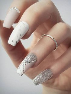 57 New Chic Modern And Simple Nail Arts Of 2018