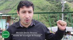 Alcalde de Ituango habla sobre proceso de paz y zona veredal en Santa Lucía