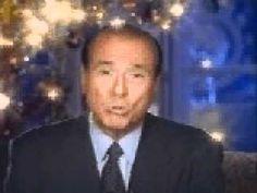 Auguri di Natale di Silvio Berlusconi - spot del 2000 (rarissimo)