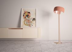 Furniture lamp design