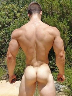 Male Muscle Butt 37