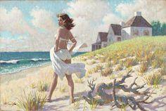 Arthur Saron Sarnoff! Arthur Saron Sarnoff (Nova Iorque, EUA, 30 de dezembro de 1912 – 2000) Ilustrador e pintor americano. Realizou inúmeros e importantes trabalhos para revistas (American Weekly,…
