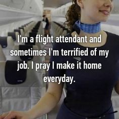 22 Confessions From Flight Attendants That Will Shock You