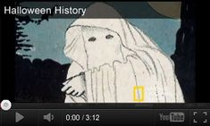 Video: Halloween History + Related Activities for Grades 9-12