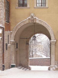 Walwel castle Krakow Poland