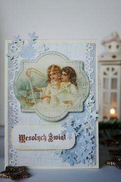 kartka na bożenarodzenie // christmas card