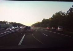 Watch as Tesla's Autopilot Technology Predicts an Accident