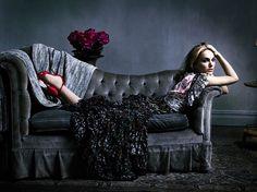 Natalie for  Dior Vegan Shoes