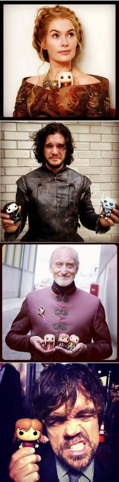 Look! Tywin's holding his messed up children.