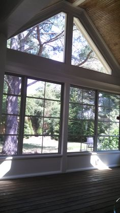 EZ Breeze, 3 Season Room in Raleigh Screened Porch Designs, Screened Porch Decorating, Screened In Porch, Front Porch, Three Season Porch, 3 Season Room, Porch Windows, Outdoor Dining, Outdoor Decor