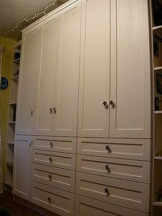 Closet Wall Unit By Matthew Miller, Via Flickr