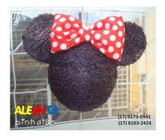 Pinhata da Minnie #minniepinata #pinhataminnie