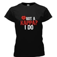 Kappa Alpha Psi spouse tee