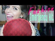FASHION EMERGENCY Kit│Magic Armarium