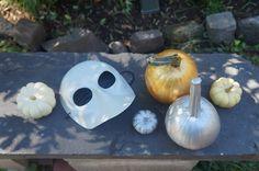 Decorating pumpkins #DIY #DIYideas #Halloween