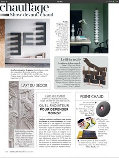 Find This Pin And More On Radiateur By HAUVETTE U0026 MADANI.