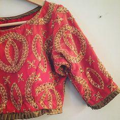 Blouses by Ayush Kejriwal For purchases email me at designerayushkejriwal@hotmail.com or what's app me on 00447840384707 We ship WORLDWIDE. Instagram - designerayushkejriwal
