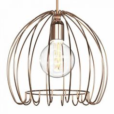 Lámpara de colgar CAGE (4)