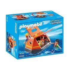 Playmobil City Action - Mentőtutaj (5545)