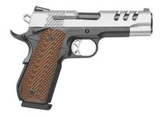S&W's Commander-size Round Butt SW1911. Photo: Paul Budde