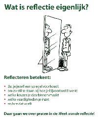 Wat is reflectie