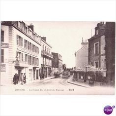 france reproduction old postcard dinard tramway.unposted on eBid United Kingdom