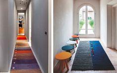 Si en post anteriores vimos cómo decorar el pasillo potenciando la línea longitudinal, en este caso exploraremos otra idea para decorar: poniendo el foco en el suelo. En diseño de interiores, ya sea de salones, dormitorios o entradas, se debe elegir un punto focal y agrupar el resto de los elementos alrededor de ese punto. …