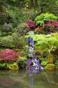 Gardens, Zen and Posts on Pinterest