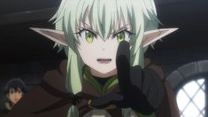 Goblin Slayer's greatest problem has landed right on his doorstep. A horde of goblins plan to take over the farm. Goblin Slayer Meme, Anime Elf, Very Beautiful Images, Elfa, Monster Musume, High Elf, World Of Fantasy, Slayer Anime, Tokyo Ghoul