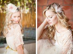 Peinados de novia: ondas retro