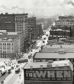 THE WHEN, Indianapolis c. 1910