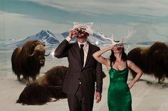 Natural History Museum wedding