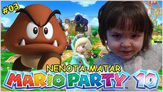 Mario Party 10 #03 - Nenota matar, Nenota asesina