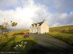 Waternish Rental Home - Eilean Isay Cottage