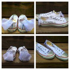 23ec7cc075e 45 Best Custom Converse Toms and Vans by Intellexual Design images ...