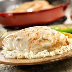 Creamy Ranch Chicken and Rice...