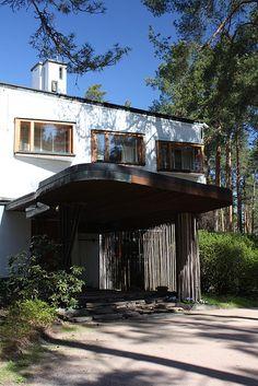 Villa Mairea - Aalto   Flickr - Photo Sharing!