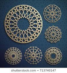 Mandala Paint, Mandala Draw, Design Mandala, Geometric Drawing, Geometric Logo, Islamic Art Pattern, Pattern Art, Cnc Cutting Design, Golden Pattern