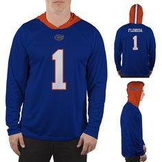 Florida Gators UF Hooded Long Sleeve Shirt Jersey Design   MadeLoyal