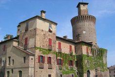 Piccoli castelli in Lomellina