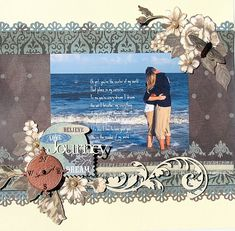 Once Upon A Sketch - Sept. 15 challenge - Scrapbook.com