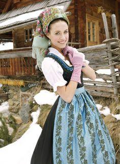Bavarian Dirndl