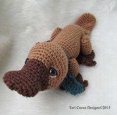 Animals & Critter Crochet Patterns by Teri Crews