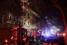Mayor Reveals Child playing with stove apparently caused NYC fire